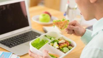 وجبات صحيّة وسريعة التحضير لأخذها للعمل