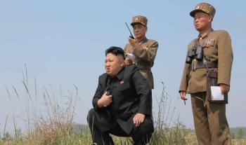كوريا الشمالية تهدد بضرب امريكا في وقت غير متوقع