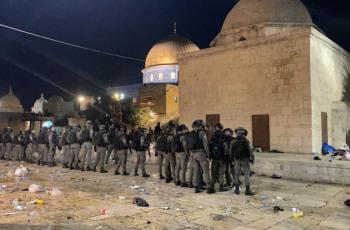 الجامعة العربية تدين اقتحام الاحتلال باحات المسجد الأقصى