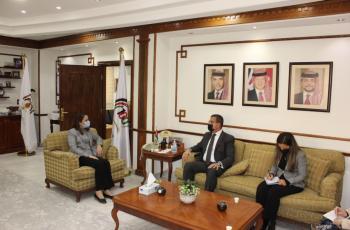 الأردن ومصر يتحضران لاتفاقيات اقتصادية مشتركة