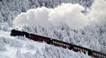 تعرف على القطارات البخارية التي لا تزال قيد التشغيل في ألمانيا