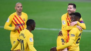 كومان يشيد بالجيل الجديد من مواهب برشلونة