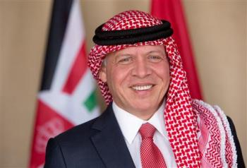 الملك يغادر أرض الوطن متوجها إلى السعودية