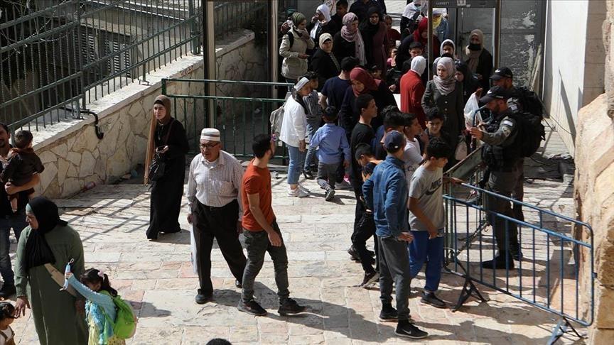 محكمة بالاحتلال تنظر الإثنين بقرار اخلاء مئات الفلسطينيين من القدس
