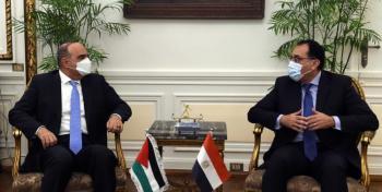 العليا الأردنية المصرية ..  اتفاقيات منتظرة والخصاونة ومدبولي يعلنان التفاصيل