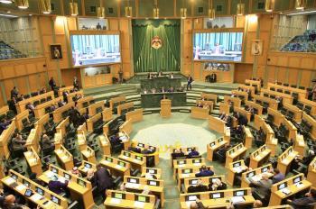 الكتل البرلمانية تؤكد وقوفها خلف الملك رفضا للقرارات الإسرائيلية
