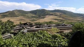 هزة أرضية تضرب منطقة فض الاشتباك بين أرمينيا وأذربيجان