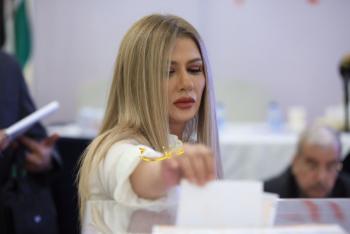نسبة اقتراع تاريخية ..  بدء فرز اصوات انتخابات نقابة الصحفيين (صور، وفيديو)