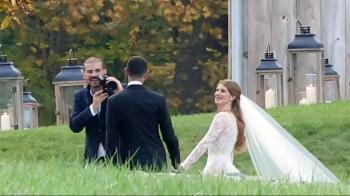 زواج ابنة بيل غيتس بشاب مصري بإقامة حفل إسلامي سري