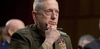 ترامب يختار الجنرال جيمس ماتيس وزيراً للدفاع