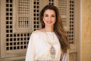 عيد ميلاد الملكة رانيا العبدالله غدا