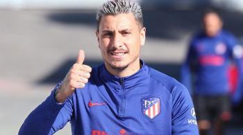 أتلتيكو مدريد يعلن إصابة خيمينيز بكورونا