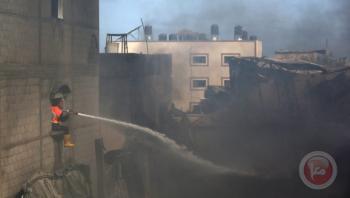 اغتيال قيادي بسرايا القدس و4 شهداء بقصف قرب ميناء غزة وخان يونس