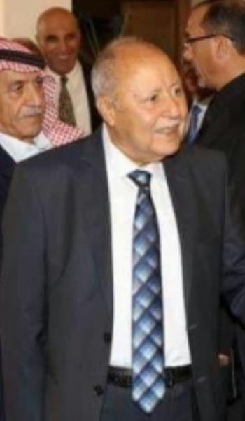 وزير النقل الأسبق سلمان الطراونة في ذمة الله