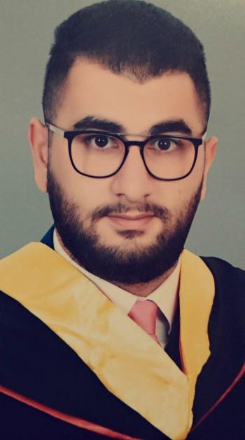 ايهاب الريماوي  .. مبارك التخرج