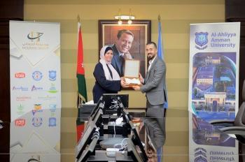 تفاهم بين عمان الأهلية وروضة ومدارس أكاديمية السلط