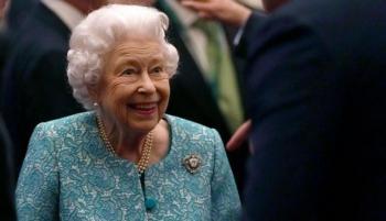 نصيحة الأطباء تمنع الملكة إليزابيث من حضور قمة جلاسكو للمناخ