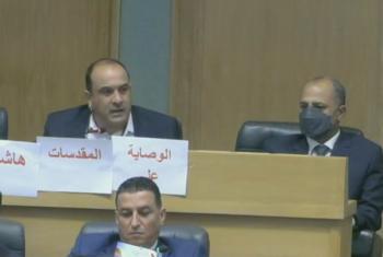 عياصرة: الموقف الأردني قوي والأداء الذي يخدمه ضعيف