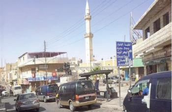 بترا : حركة نشطة تشهدها اسواق الكرك مع قرب العيد
