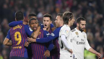 مخاوف برشلونة وريال مدريد المالية تشجعهما للسعي وراء الدوري السوبر