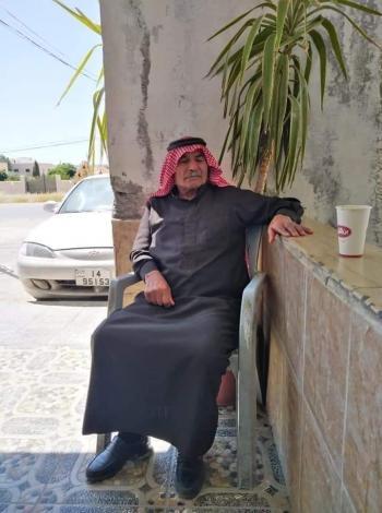 جديع عبدالله العبداللات (أبو فلاح) في ذمة الله