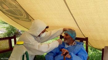 شفاء رجل عمره 103 أعوام من كورونا