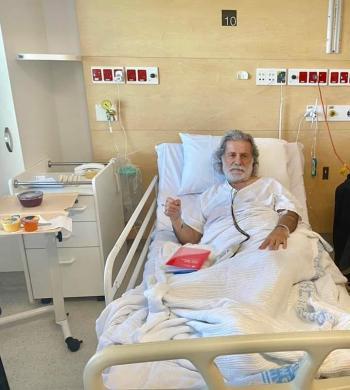 مرسيل خليفة يجري عملية جراحية