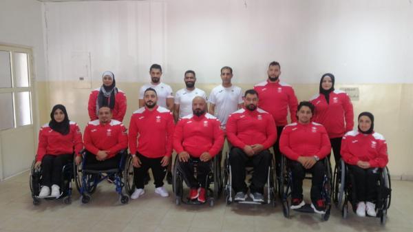 الوفد الأردني المشارك في بارالمبيك طوكيو 2020