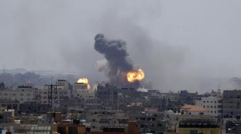 الاحتلال يقصف عدة مواقع في غزة