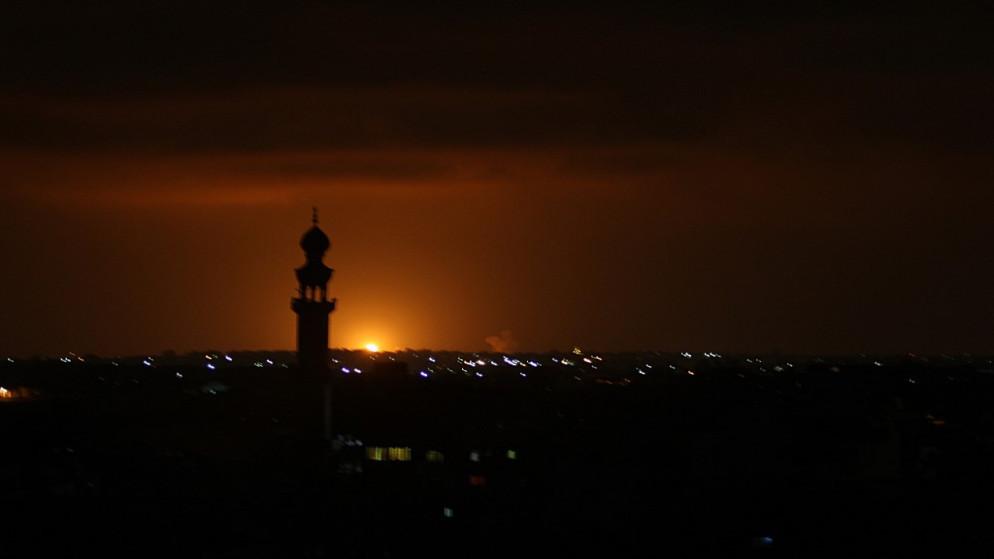 إصابات بانفجار يهز بلدة بيت حانون في غزة