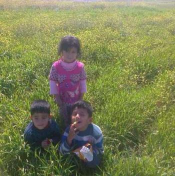 الفقر واليتم ينهك أسرة أردنية ..  وطريق الموت يخطف معيلها الوحيد