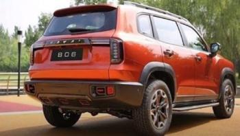 رباعية دفع صينية ستنافس أفضل السيارات في الأسواق