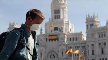 اغلاق أجزاء من مدريد بسبب كورونا