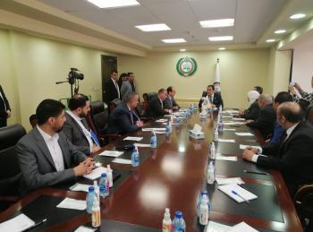 الوفد البرلماني الاردني يختتم زيارته للقاهرة