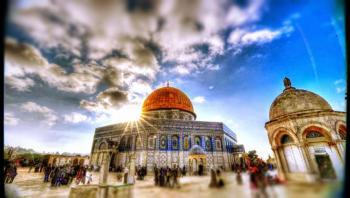 الاتحاد الوطني يحيّي صمود المقدسيين ويدين الاعتداءات الإسرائيلية