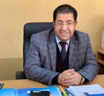 عباس: قبور خاصة لوفيات كورونا في اربد