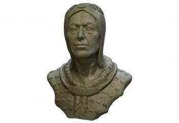 إعادة بناء وجه «توت عنخ آمون السيبيري»