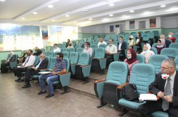 دورة تأهيلية لأعضاء الهيئة التدريسية الجدد في البلقاء