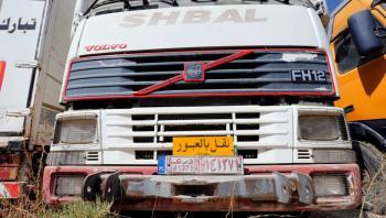 جمعة: الشاحنات السورية تعاني من جابر الأردني وتتجه إلى العراق