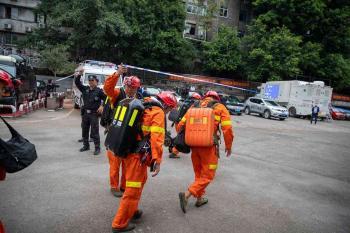 مقتل 16 عاملاً في حادث بمنجم للفحم جنوب الصين