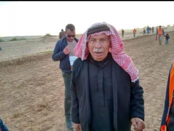 الحاج أحمد كريم العلقان العواملة في ذمة الله