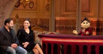 ريهام عبد الغفور تظهر برفقة زوجها لأول مرة في برنامج تليفزيوني