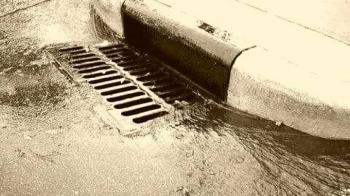 مطلوب تصريف مياه الامطار