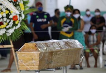 وفيات كورونا في البرازيل تتخطى حاجز 60 ألفا