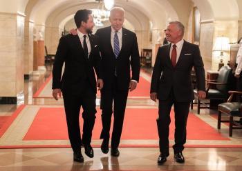 ولي العهد: الزيارة الملكية تؤكد عمق العلاقات الراسخة بين الأردن وأمريكا