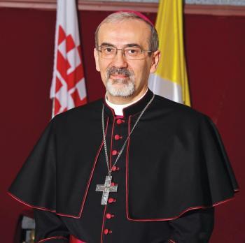 تعيين بييرباتيستا بيتسابالا بطريركًا جديدًا للبطريركيّة اللاتينية في القدس