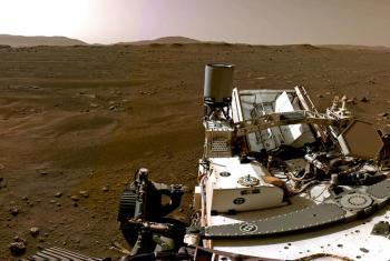 ناسا تدعوك لإرسال اسمك إلى المريخ ..  كيف؟