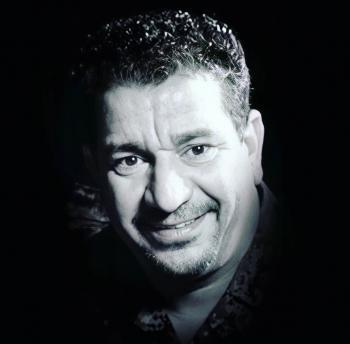 تشييع الشاعر العراقي الشهير سمير صبيح