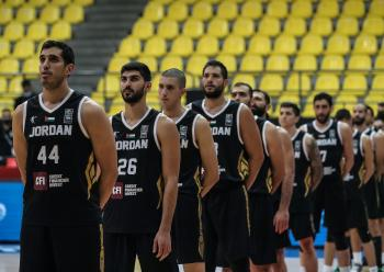 منتخبنا الوطني لكرة السلة يفوز على فلسطين