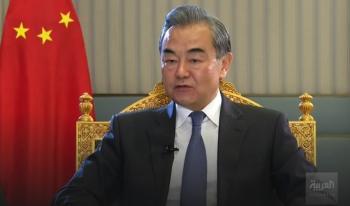 وزير الخارجية الصيني: ندعم حل الدولتين